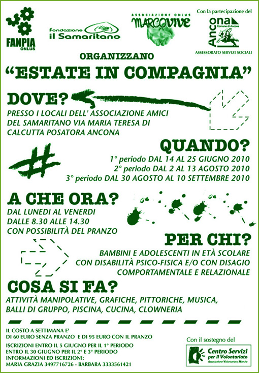 2010 – Estate in compagnia