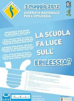 3/5/2012 – Giornata nazionale per l'epilessia