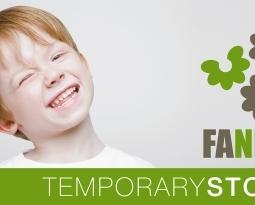 Arriva il temporary store di FANPIA!