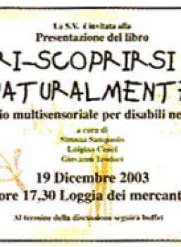 19/12/2003 – Riscoprirsi naturalmenteENTRA