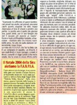 2004 – La Sira Ancona alla Fanpia
